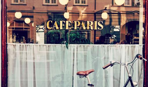 Cafe París