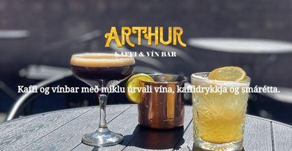 Arthur – Kaffi og vínbar